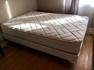 Mattress Set-Full, barely used