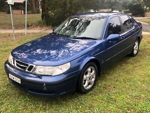 2001 Saab 9-5 SE 2.3T Auto Sedan Kellyville The Hills District Preview