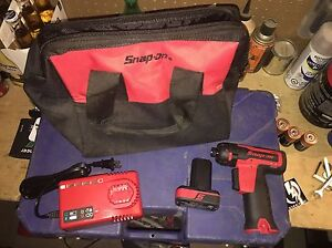 Snap-On Tools 14.4V Cordless Screw Driver
