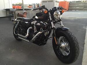 Harley Davidson 1200 x. 48 sportster Logan Village Logan Area Preview