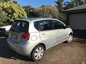 2007 Holden Barina - Manual Medowie Port Stephens Area Preview