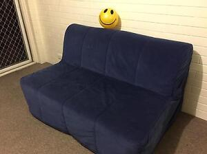 Tow seat Sofa-Bed Greenslopes Brisbane South West Preview