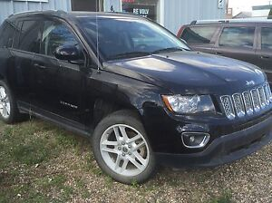 2014 Jeep Compass Limited 58,km