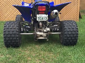 Yamaha raptor 250 Peterborough Peterborough Area image 2