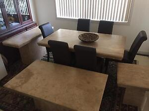 Dining room set Mount Lewis Bankstown Area Preview