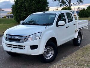2015 1Year warranty 4x4 T/Diesel Manual D-Max Isuzu Ute Rocklea Brisbane South West Preview