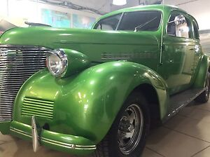Chevrolet 1939 hotrod beautiful deluxe coupe West Island Greater Montréal image 2