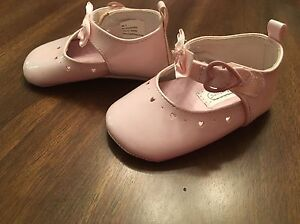 Size 3 Pink Shoes