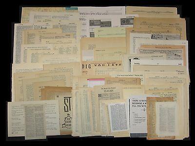 225+pcs!Vtg Book Pages,Sheet Music,Paper Lot~Scrapbook,Collage Art,Junk Journals
