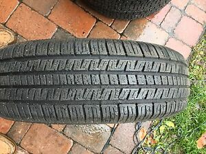 4 Winter tires negociable price West Island Greater Montréal image 3