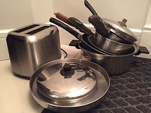 Free kitchen items