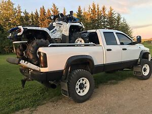 """18"""" fuel rims and 37"""" trail grapplers 8 bolt"""