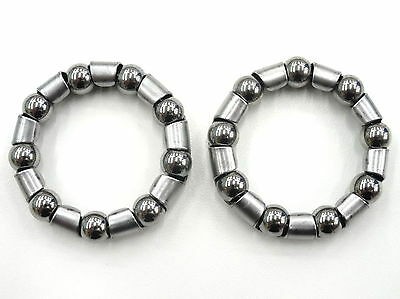 "2 (Two) x  Bicycle Crank American Std  BALL BEARING RETAINER 5/16"" x 9 BALL"
