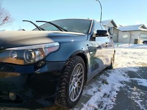 2007 BMW 530i      Low Kms