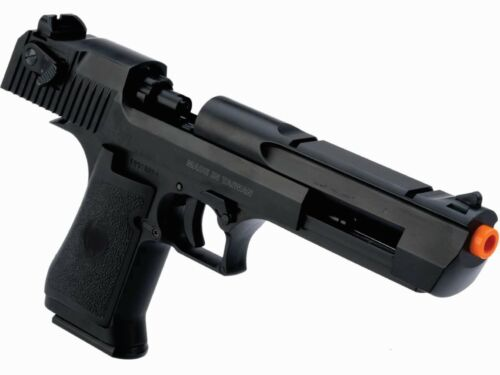 KWC CO2 gas blowback Desert Eagle .50 full metal airsoft tactical pistol GBB