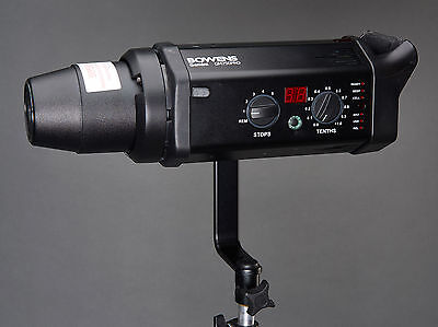 Bowens Gemini 750 Pro Studio Lighting Flash Head 750w
