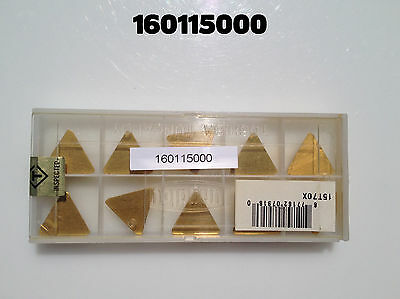 Tungaloy Carbide Insert Teen 43ztr Gr T325 Qty 10 In Package New Overstock