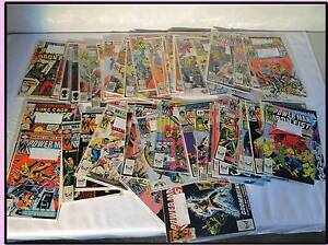 Collection of 54 POWER MAN AND IRON FIST COMICS NEAR MINT/MINT Nambour Maroochydore Area Preview