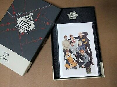 [Official] BTS 2nd Muster BADGE & POST CARD SET