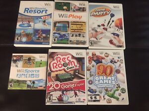 Wii Sports / Party Games