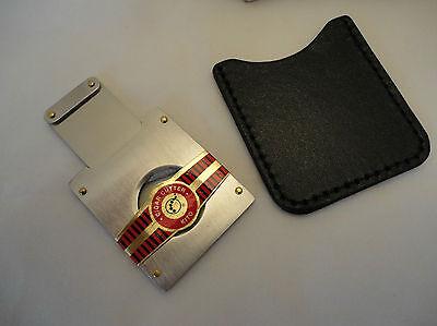 KITO Zigarrenschneider Zigarrencutter Hochwertig mit Etui