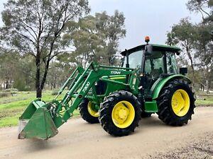 John Deere 5075E Tractor