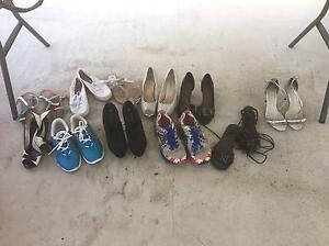 Various Shoe for sale Bundamba Ipswich City Preview