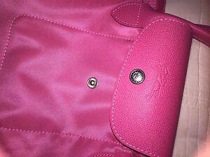 Pink Longchamp purse  West Island Greater Montréal image 4