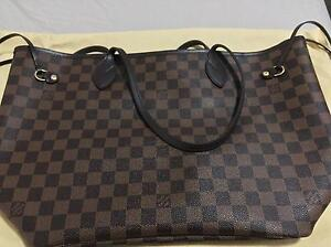 Louis Vuitton Neverfull MM Crows Nest North Sydney Area Preview