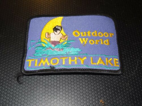 TIMOTHY LAKE OUTDOOR WORLD PATCH