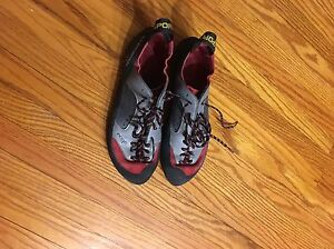 Rock climbing shoes 2 pairs