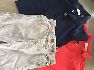 baby boy Zara, Polo and Gap swim