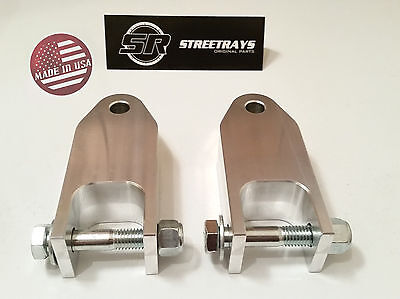 StreetRays Chevy GMC 1500 & 2500 Front / Rear Shock Extenders 4