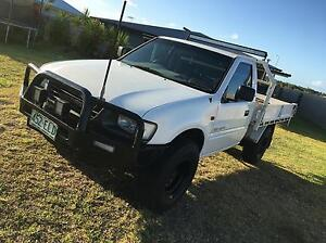 1998 Holden Rodeo Rural View Mackay City Preview
