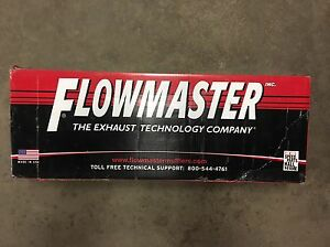 NEW Flowmaster 50series HD Muffler