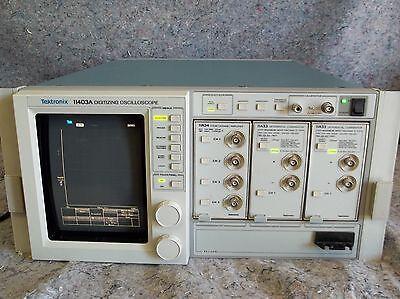 Tektronix 11403a Digitizing Oscilloscope