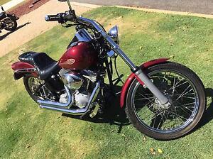 2001 Harley Davidson Softail Standard Kardinya Melville Area Preview