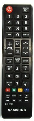 OEM Original Genuine Samsung BN59-01199F HDTV LCD Smart TV Remote Control