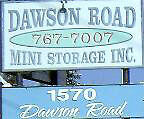 DAWSON ROAD MINI STORAGE