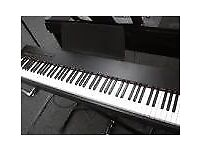 Roland F20 fully weighted keyboard/ pro-ivory keys/stand/music stand/pedal
