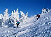 Skiing/Snowboarding at Snow Valley or Blue Mountain