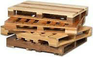 Wood pallets, skids WANTED