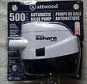 New Bilge Pump Attwood Sahara 12V Automatic 500GPH