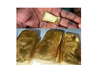 gold wanted and silver