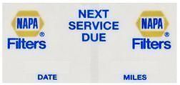 MM03-NAPA-Gold-Oil-Change-Next-Service-Due-Decals-200PK