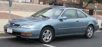 1998 Acura CL Coupe (2 door)