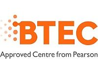 Pearson BTEC Level 3 Award in Education and Training Northern Ireland