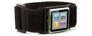 Griffin Dash Armband for iPod nano 6G - Black