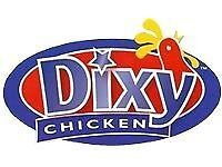 Wanted Delivery driver car or moped rider & experience cooking chef required for dixy chicken B147JJ