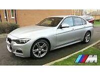 BMW F30 F31 DOORS SILVER & WHITE